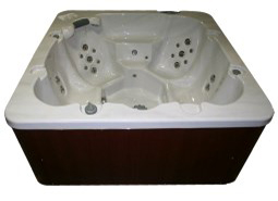 Coyote Spas Hot Tub Range by Arctic Spas Duncan